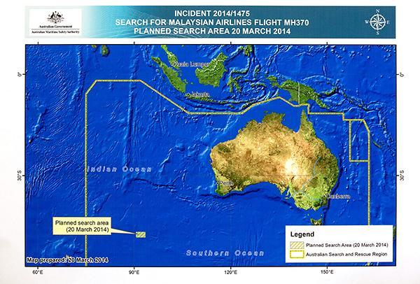 Des débris à l'ouest de l'Australie : peut-être le vol MH370