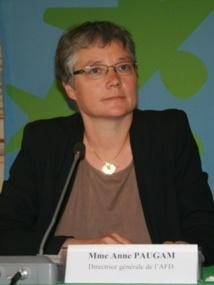 Première visite d'Anne Paugam, DG de l'AFD ce vendredi à Dakar