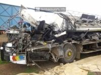 Accident de Kaffrine, le bilan s'alourdit : 5 morts