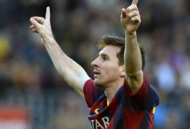 Messi, puissance 21