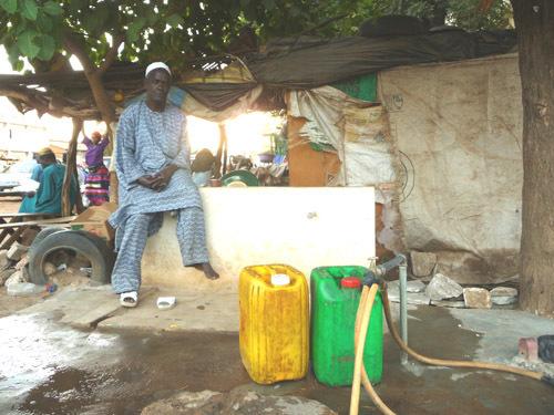 Alerte-Dakar et sa banlieue privés d'eau du 28 au 30 mars