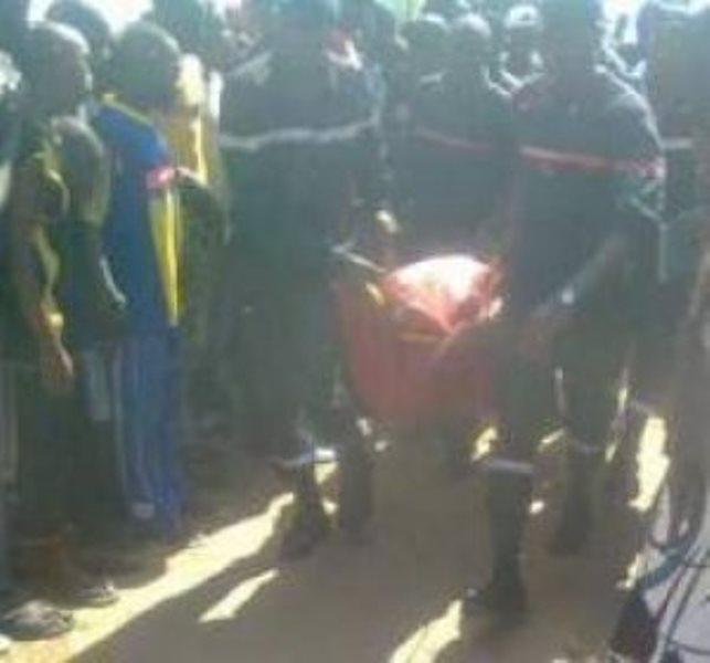 Mort suspecte à Kaolack : la brigade d'hygiène lave à grande eaux les environs de Médina Baye