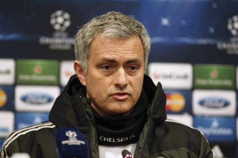 """Ligue des champions:Mourinho: """"Paris part favori"""""""