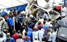 Urgent : Un accident fait 4 mort et des bléssés à hauteur de Pout