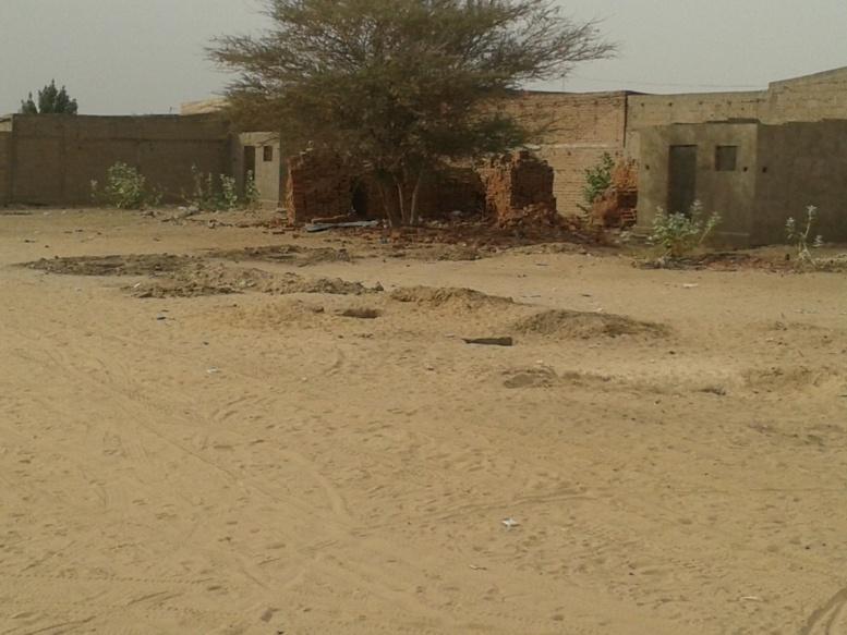 Un repère identifié par Abaifouta comme fosse commune du temps de Habré