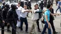 Des milliers de personnes ont été arrêtées depuis juillet, la plupart lors de manifestations