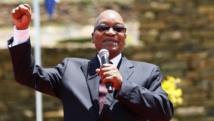 Jacob Zuma le président sud-africain, le 16 décembre 2013 à Pretoria.