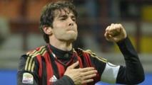 Kaká pourrait quitter le Milan au terme de l'exercice