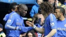 Demba Ba et David Luiz poussés vers la sortie
