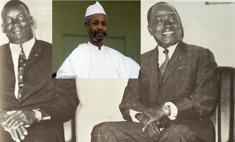 Exclusivité - Tchad : Houphouet Boigny et Eyadema avaient remboursé l'argent emporté par Habré
