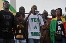 """En faveur de Macky Sall, les boucliers de la République flinguent """"Y'en a marre"""""""