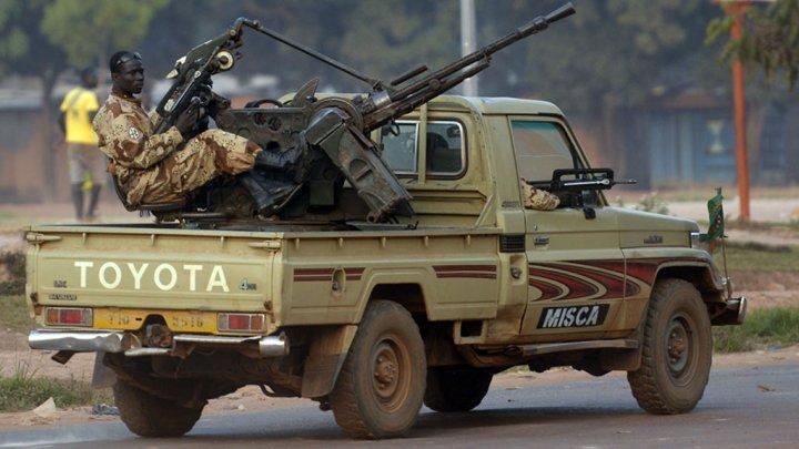 Centrafrique : le Tchad retire son contingent de la Misca