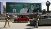 La campagne électorale se déroule dans un climat d'insécurité et de violences. Ici à Jalalabad, le 3 avril 2014 REUTERS/Parwiz