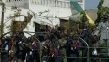 Place de l'Obélisque: le défilé de 4 avril en images