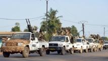 Escorté par des soldats de la Misca, un convoi d'une trentaine de véhicules transportant les 200 soldats tchadiens basés à Bangui a quitté la ville ce vendredi 4 avril 2014.