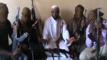 Pourchassés au Nigeria, les combattants de la secte Boko Haram font du Cameroun leur base arrière. AFP PHOTO/YOUTUBE