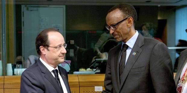 """Kagame s'adressant à la France: """"Aucun pays n'est assez puissant pour changer les faits"""""""