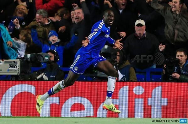 Ligue des Champions 1/4 de finale retour - Paris éliminé: Et Demba délivra Chelsea (2-0) Débrief du match