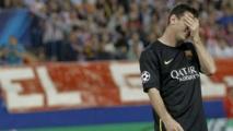 LdC, Barça : Messi aux abonnés absents