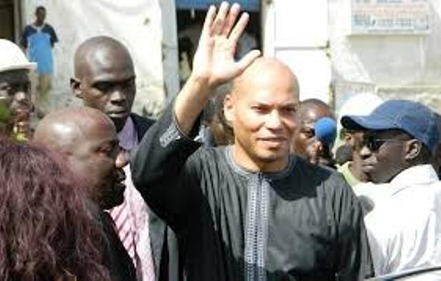 """Karim Wade éventre les """"relations suspectes"""" et """"indignes de la justice"""" entre Antoine Diome et Coumba Diagne"""