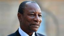 Dans un communiqué, le groupe BSGR s'en est pris au président guinéen Alpha Condé, qu'il accuse de vouloir récompenser des alliés politiques.