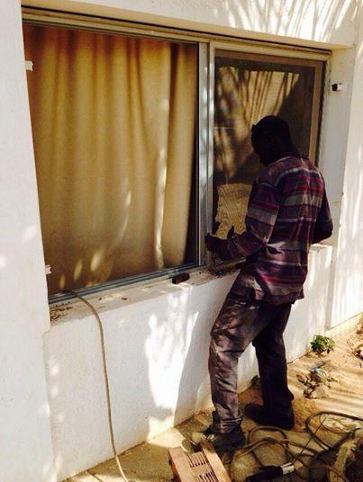 Cambriolée, Aby Ndour dit sa peur sur facebook