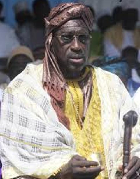 Abdoulaye Makhtar Diop citoyen d'honneur de la ville de Saint-Louis