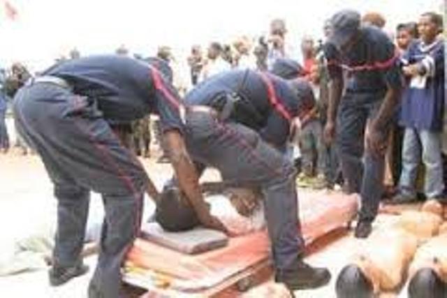 La RN2 meurtrière, 2 personnes perdent la vie à l'entrée de Louga