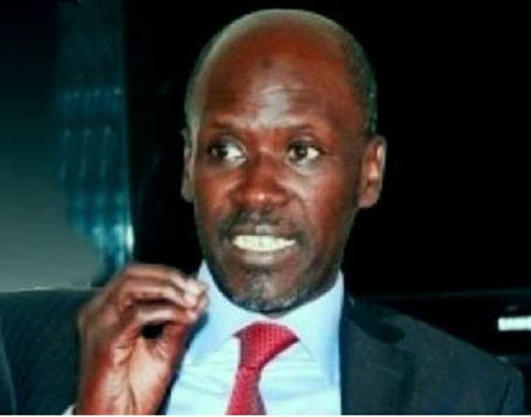 """Seydou Gueye: """"L'arrivée du président Wade ne nous ébranle pas"""""""