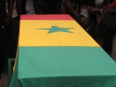 La levée du corps d'Idrissa Badji, soldat sénégalais tombé en Côte d'Ivoire reportée