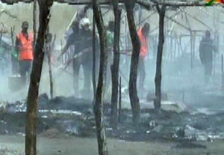 Daaka-le bilan de l'incendie s'alourdit : un des 5 blessés succombe à ses brûlures