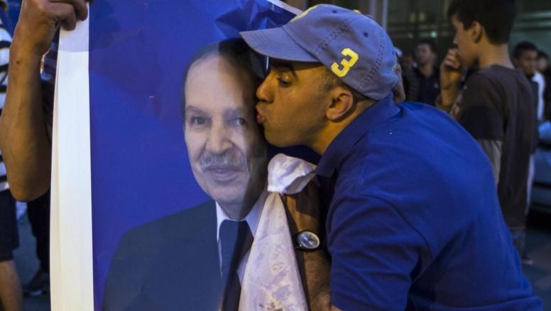 Algérie: Abdelaziz Bouteflika réélu pour un quatrième mandat