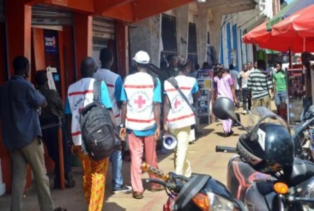 Guinée: 109 cas confirmés de fièvre Ebola, 61 décès