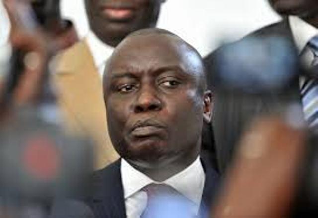 Idrissa Seck de retour