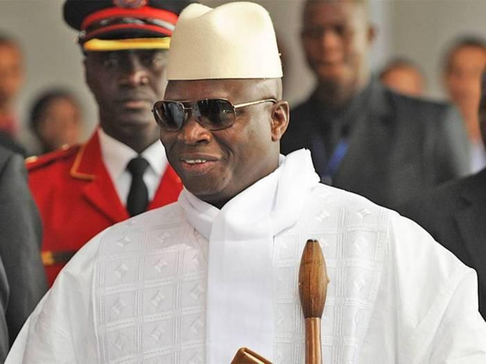 Le président gambien, Yahya Jammeh, ferme ses frontières avec le Sénégal