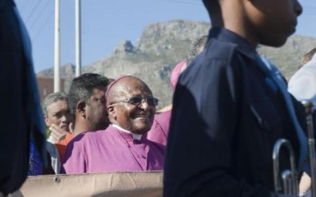 """Desmond Tutu: la Centrafrique est """"au bord du génocide"""""""