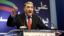 L'ancien Premier ministre algérien et candidat perdant, Ali Benflis. REUTERS/Louafi Larbi