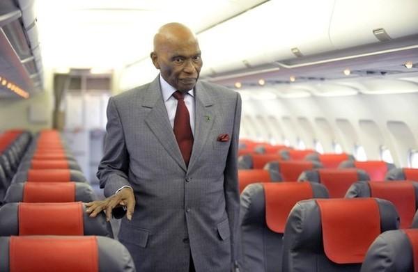 Dernière minute: Wade vient de décoller de l'aéroport d'Orly pour Dakar