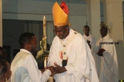 Le Cardinal Sarr aux catéchumènes : « Devenez ce que le Mystère de Pâques fait de vous : des ressuscités, des hommes nouveaux »