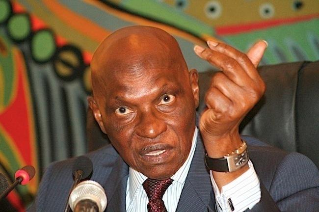 """Abdoulaye Wade de Casablanca: """"Je ne suis pas un homme à faire des coups d'État"""""""