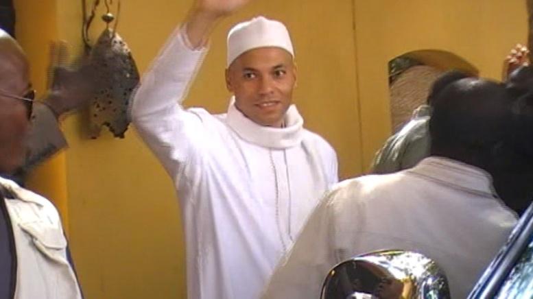"""Wade annoncé à Dakar ce vendredi: Un retour """"hautement politique""""... pour Karim?"""