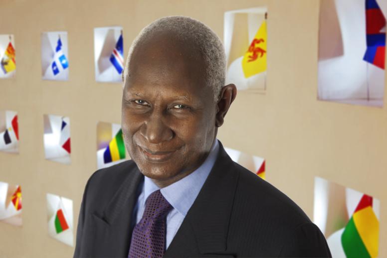 """Retour de Wade: """"Abdou Diouf, fidèle à sa ligne de conduite, n'a fait aucun commentaire"""""""