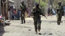 Des soldats patrouillent dans l'Etat de Borno (archives)