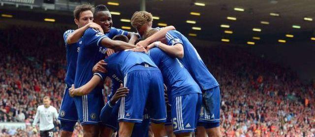 Angleterre : Chelsea domine Liverpool et relance le championnat