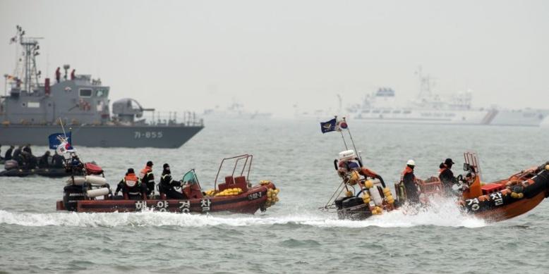 La Corée du Sud submergée par la honte