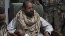 Seif al-Islam a comparu par vidéoconférence, un procédé dénoncé par Amnesty International