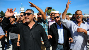 Les policiers tunisiens victimes d'attaques terroristes.