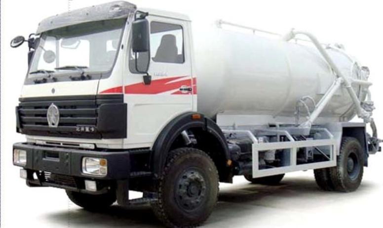 Guédiawaye-L'opération de curage vire au drame : Un camion sans conducteur heurte un ouvrier qui meurt sur le coup