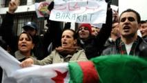 Le collectif algérien Barakat tente une procédure de destitution contre Bouteflika