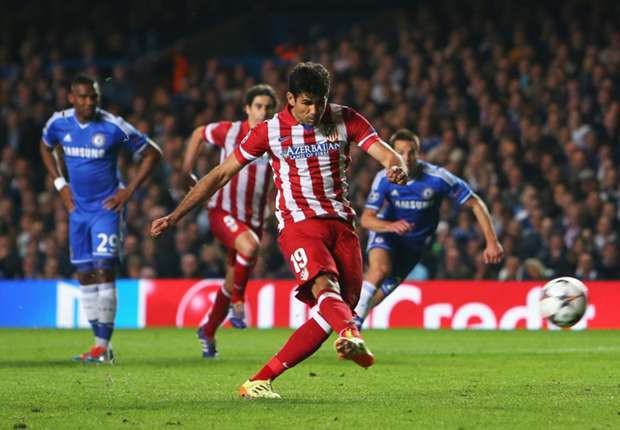 Atlético de Madrid:  Diégo Costa va rejoindre Chelsea !